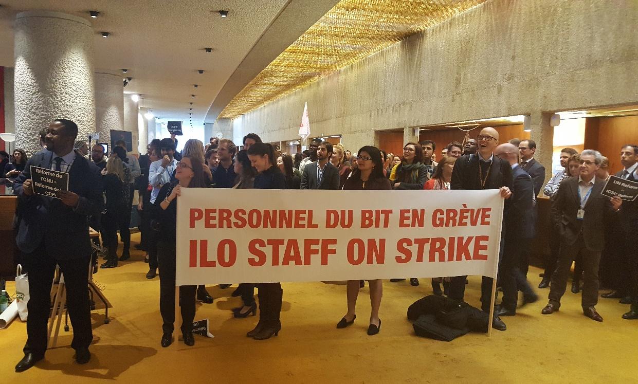 zeneva streik